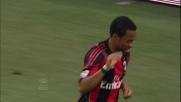 Cassano inventa, Robinho finalizza con il goal del 3 a 0 al Meazza