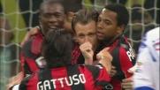 Cassano realizza un goal dagli 11 metri e raddoppia al Meazza