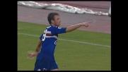 Cassano sfiora il goal di piatto in casa dell'Udinese