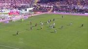 Cavalcata di Candreva e goal di Lulic contro la Fiorentina