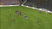 Goal di Conti su punizione: beffato Da Costa sul suo palo