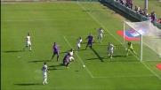 Cerci sblocca il risultato al Franchi contro la Lazio