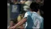 Cesar fa l'avvoltoio e la Lazio torna in vantaggio col Siena
