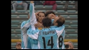 Cesar non sbaglia dal dischetto contro il Livorno