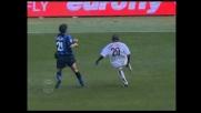 Cesar Prates in mostra contro l'Inter: sombrero e ripartenza