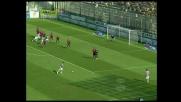 Chiellini di testa! E' il goal vittoria della Juventus al Sant'Elia