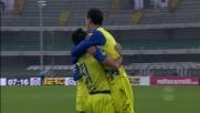 Chievo-Cagliari, decide il goal di Gobbi