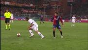 Chivu, difensore con i piedi buoni: numero pazzesco contro il Genoa