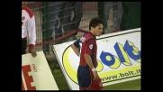 Esposito, destro sul palo esterno contro il Siena