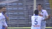Ciofani apre le marcature tra Empoli e Frosinone con un goal di testa