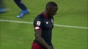 Cissokho ferma come può Felipe Anderson: fallo al limite ed espulsione per il Genoa