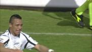 Coas to coast di Sanchez per un goal stupendo contro il Cagliari