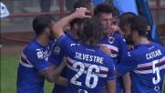 Colpo di testa vincente di Zukanovic: la Sampdoria allunga sul Verona