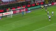 Colpo di testa vincente per Bacca: il suo goal  regala i 3 punti al Milan