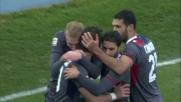 Colpo di testa vincente per Gilardino a Pescara