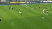 Comodo goal per Honda lasciato solo dalla difesa del Verona