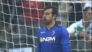 Con freddezza Berardi realizza il goal dal dischetto contro il Bologna