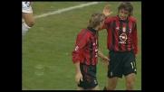 Con il goal di Shevchenko il Milan fa cinquina contro la Fiorentina