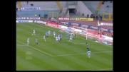 Con il goal di Siviglia la Lazio sorpassa il Catania