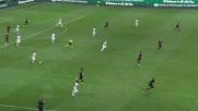 Con tempismo Donnarumma esce e ferma il lanciato Salah
