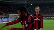 Con un goal al volo Robinho firma una doppietta ed il Milan fa 4-0 al Parma