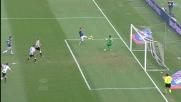 Con un tocco da bomber Brivio realizza un goal inaspettato all'Udinese
