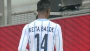 Consigli para il tiro a botta sicura di Keita Balde