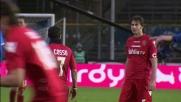 Conti, goal da lontanissimo contro il Brescia