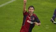 Conti regala il pareggio al Cagliari contro la Roma
