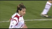 Conti segna il goal della bandiera a Bergamo