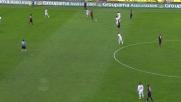 Conti sfortunato contro il Catania, il tiro finisce sul palo