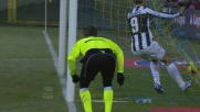 Contro il Cagliari, Vucinic scippa il goal a Giovinco e fissa il risultato sul 3-1