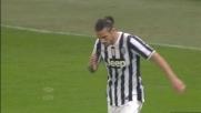 Contro il Genoa Osvaldo tira fuori un pallone d'oro