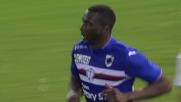 Contro il Milan Diakitè manca l'appuntamento con il goal per un soffio