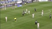 Contro il Milan Gomez calcia alle stelle una grande occasione per l'Atalanta