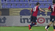 Contro l'Udinese Ibarbo cerca il goal e lo ottiene con prepotenza