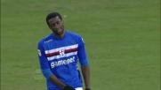 Contro l'Udinese Obiang si costruisce l'occasione ma il tiro a giro è sul fondo