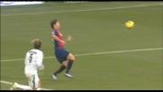 Coppola, uscita sicura su Sculli nel match tra Genoa e Atalanta