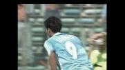 Corradi approfitta del lavoro di Muzzi e raddoppia per la Lazio