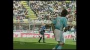 Corradi colpisce la traversa e grazia l'Inter