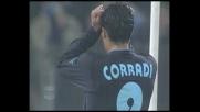 Corradi sbaglia un goal allucinante all'Olimpico