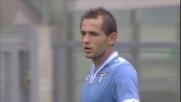 Corsa e goal di sinistro per Lulic contro il Chievo