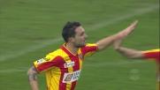 Corvia goal, il Lecce riapre la partita a Brescia