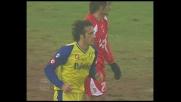 Cossato sfiora il goal contro l'Ancona