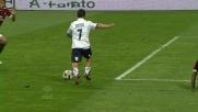 Cossu con eleganza firma il goal della bandiera per il Genoa