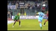 Couto sorprende Dida, goal della Lazio contro il Milan