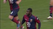 Said realizza il suo primo goal contro il Chievo Verona