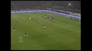 Crespo con un colpo di testa porta in vantaggio l'Inter nel derby di Milano