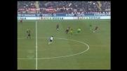Crespo ringrazia Shevchenko e segna un goal contro il Lecce