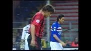 Crespo sfiora la magia contro la Sampdoria
